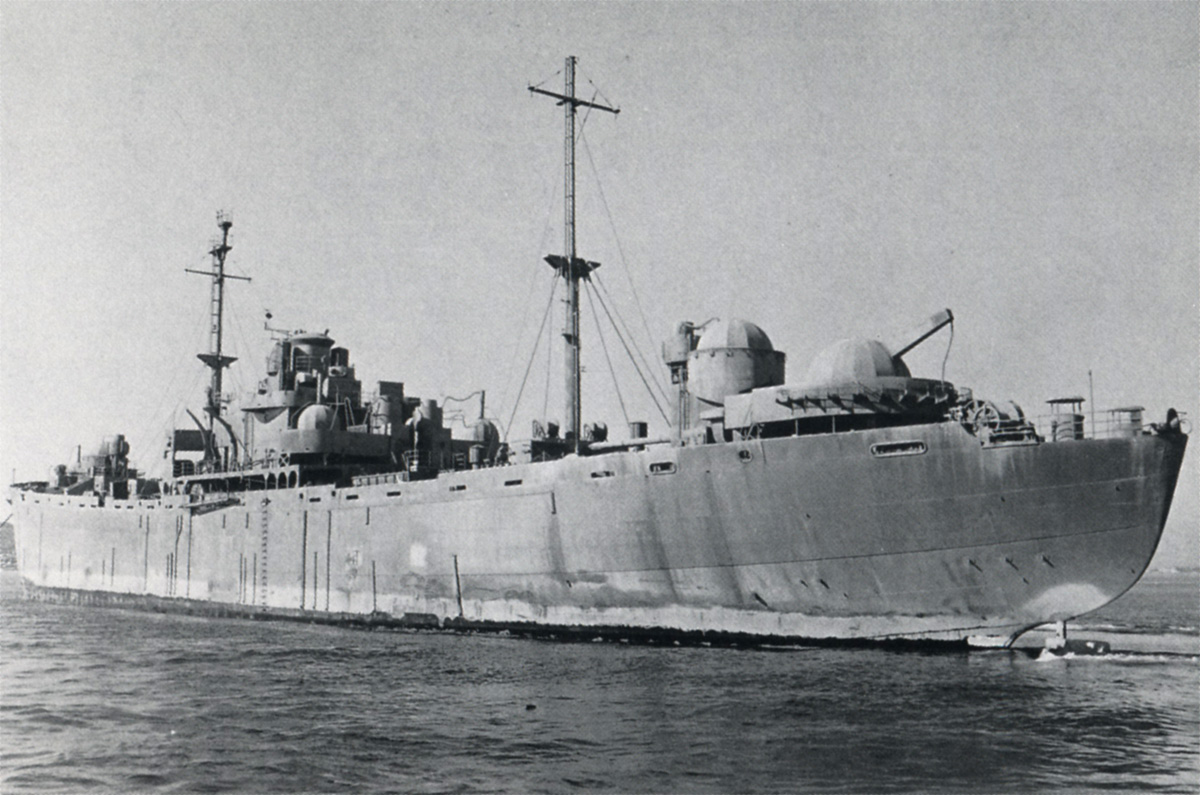 USS PALAWAN