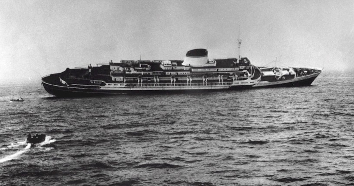 Andrea Doria 171 Bathymetric Research