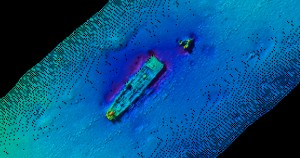 Sandy Hook 2D Multibeam.