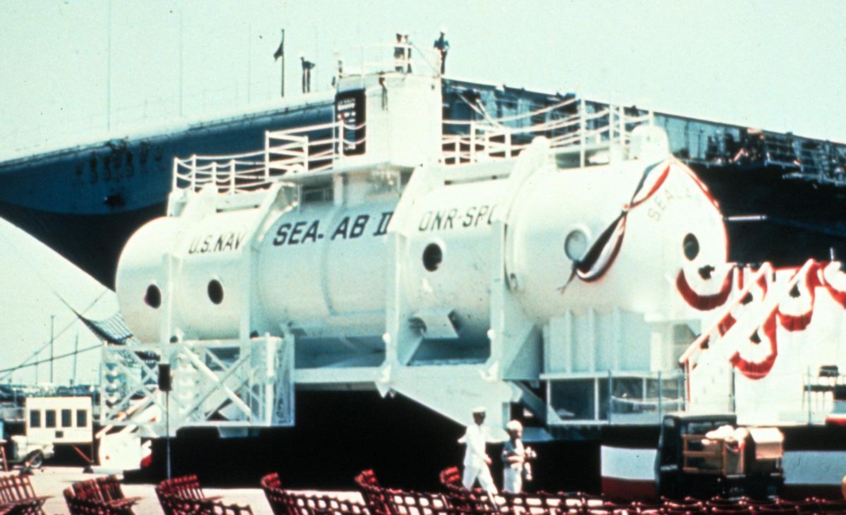 Sealab II